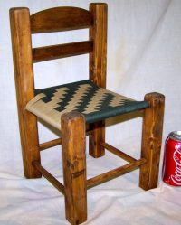 photo of class #304 Toddlers Woven Chair