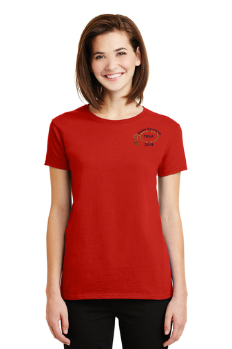 image of 2019 Dallas Round Up TBWA Short Sleeve T-with Logo