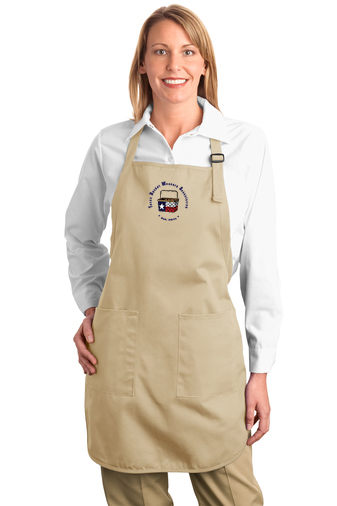 image of TBWA - Tan Apron with Logo